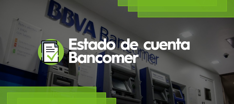 Estado de cuenta Bancomer