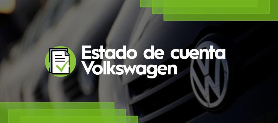 Estado de Cuenta Volkswagen