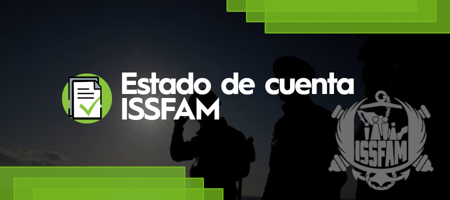 Estado de cuenta ISSFAM